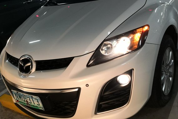 2010 Mazda Cx-7 at 63000 km for sale in Pasay