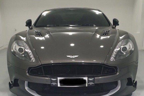 2017 Aston Martin Vanquish for sale in Quezon City