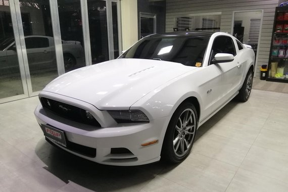 Sell Used 2014 Ford Mustang at 22000 km in Quezon City