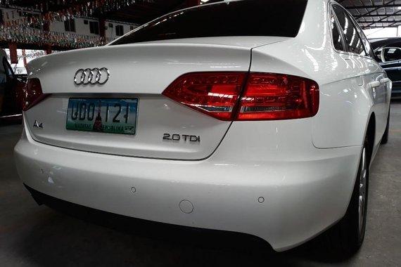 2013 Audi A4 for sale in Manila