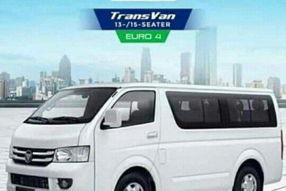 Selling Brand New Foton View Transvan 2019 in Pasig