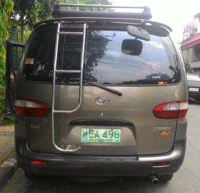 1998 Hyundai Starex for sale in Quezon City