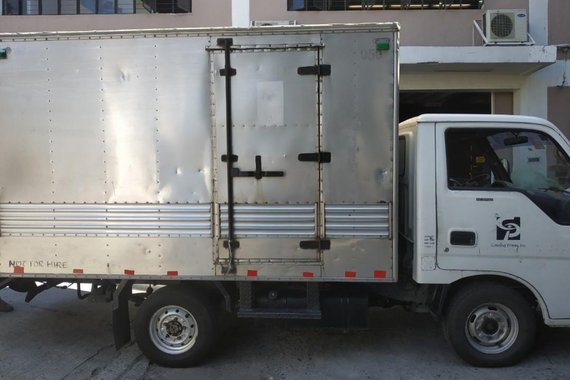 Selling 2007 Kia Ceres Van in San Pedro