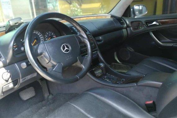 1999 Mercedes-Benz CLK for sale in Manila
