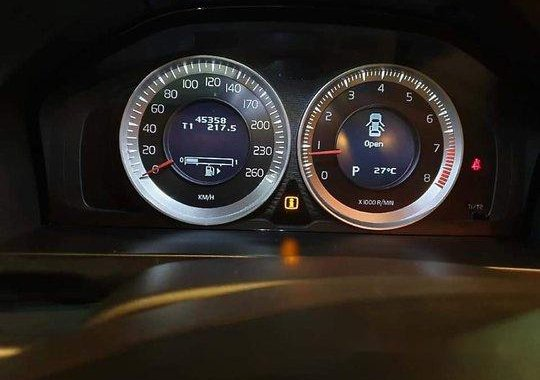Orange Volvo S60 2011 Automatic Gasoline for sale
