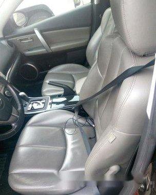 Black Mazda 6 2008 Automatic Gasoline for sale