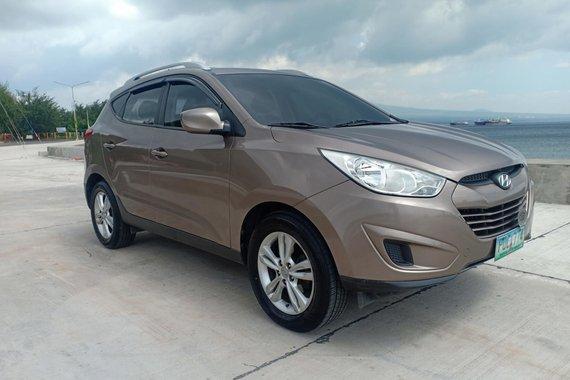 Selling Used Hyundai Tucson 2011 at 60000 km in Albay