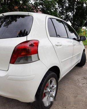 Selling Toyota Yaris 2011 Automatic Gasoline