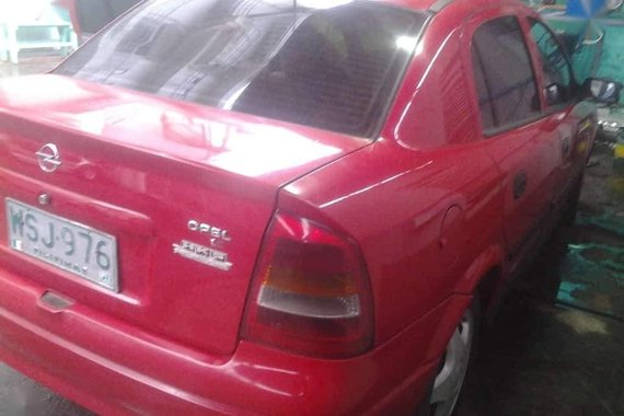 2001 Opel Astra Automatic Gasoline for sale
