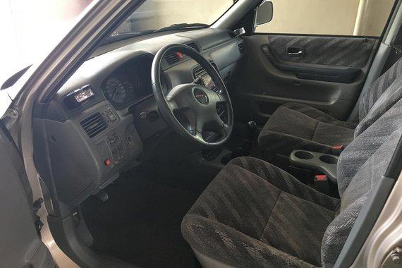 Sell Used 2000 Honda Cr-V Manual in Pasig