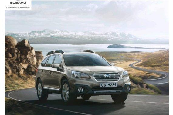 Sell Brand New 2019 Subaru Outback in Manila