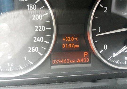 White Bmw 320I 2005 Automatic Gasoline for sale