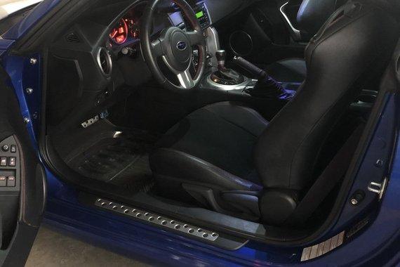 Blue Subaru Brz 2016 at 3901 km for sale