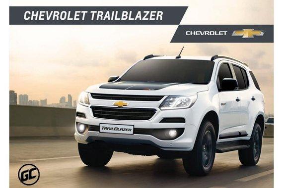 Brand New 2019 Chevrolet Trailblazer for sale in Manila