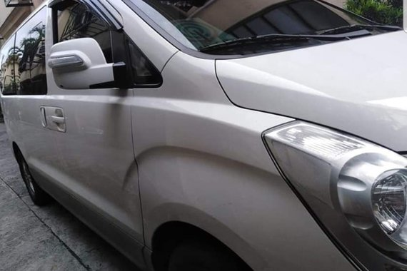 Selling Used Hyundai Grand Starex 2016 at 55000 km in Quezon City
