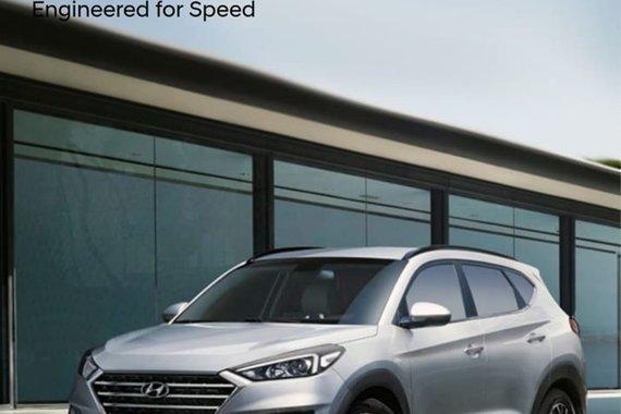 Silver 2019 Hyundai Tucson for sale in Caloocan