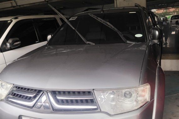 Sell 2014 Mitsubishi Montero Automatic 4x2 in Quezon City