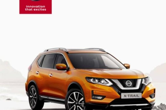 Selling Brand New Nissan X-Trail 2019 in Navotas