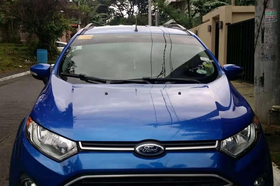 Sell Used Ford Ecosport 2014 at 47000 km in Quezon City