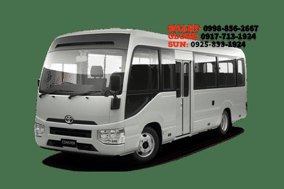 Brand New 2019 Toyota Coaster for sale in Manila