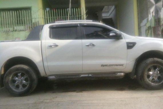 2015 Ford Ranger for sale in Cebu City