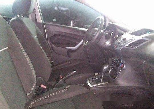 Selling Silver Ford Fiesta 2014 in Marikina