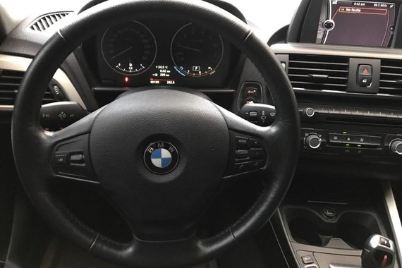 2012 Bmw 1-Series for sale in Manila