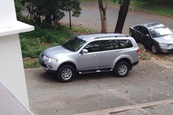 Sell 2nd Hand Mitsubishi Montero 2013 at 81000 km in Antipolo