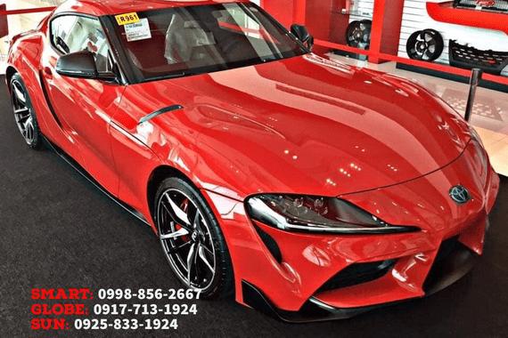 Brand New 2020 Toyota Supra for sale in Makati