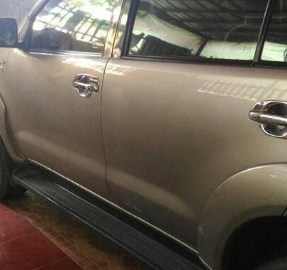 Toyota Fortuner 2011 for sale in Caloocan