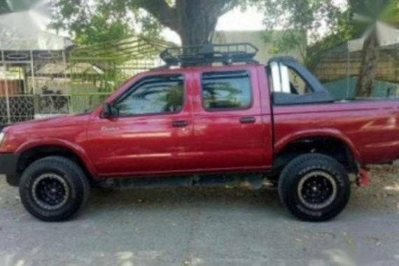 2001 Nissan Frontier for sale in Manila