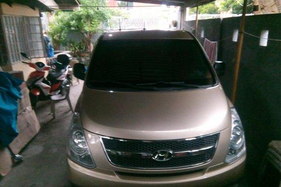 2011 Hyundai Grand Starex for sale in Malolos