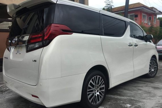 Toyota Alphard 2018 for sale in Paranaque