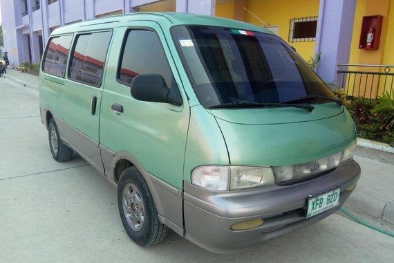 2001 Kia Pregio for Sale/Swap in Candon