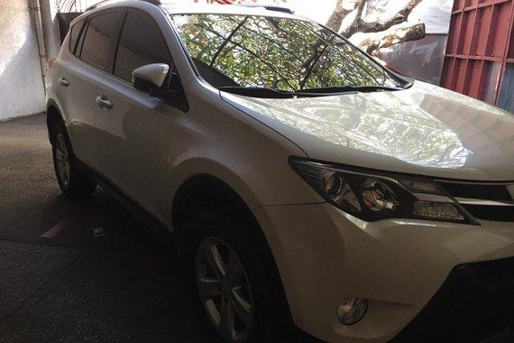 2014 Toyota RAV4 4x4 for sale in Quezon City