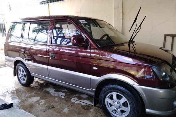 Selling Used Mitsubishi Adventure 2010 Manual in Bacolor