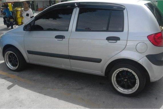 2005 Hyundai Getz for sale in Manila