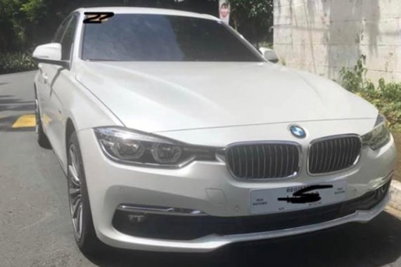 2018 Bmw 3-Series for sale in Quezon City