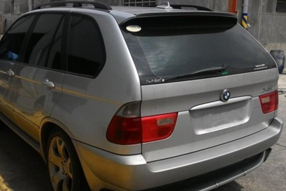 2002 Bmw X5 for sale in Quezon City