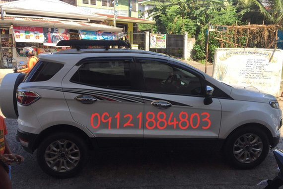 1st owned Ecosport Titanium 1.5 2015 for sale in Pagadian