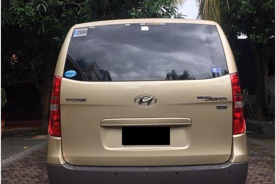 2008 Hyundai Grand Starex for sale in Las Piñas