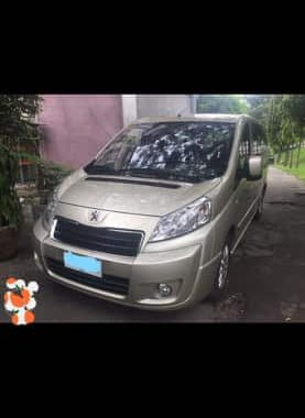 2014 Peugeot Expert Teppee AT Diesel for sale in Makati