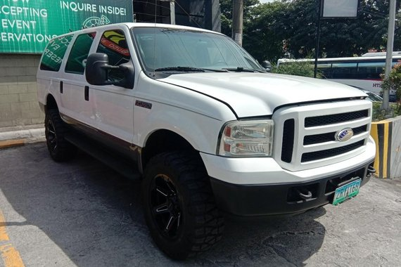 Used Ford Excursion 2005 for sale in Quezon City