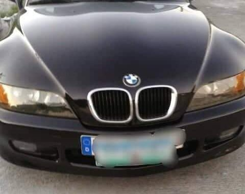 Sell Black 1997 Bmw Z3 at 70000 km in Las Pinas