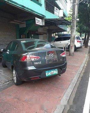 Grey Mazda 2 2013 Automatic Gasoline for sale
