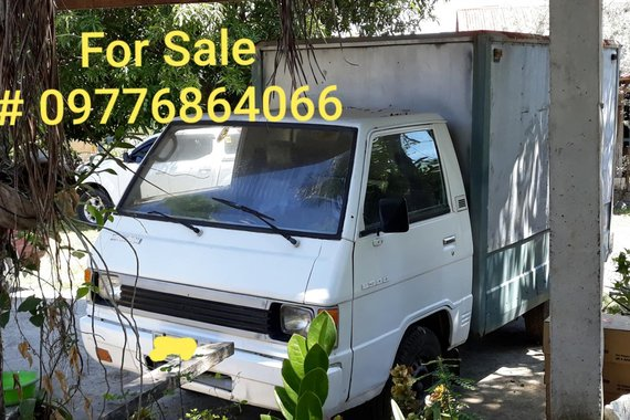 Sell 2nd Hand 2000 Mitsubishi L300 in Roxas City