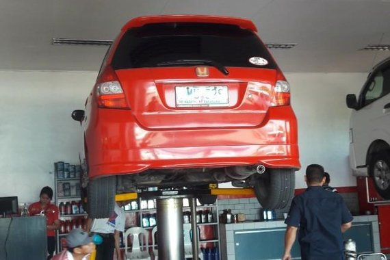 2008 Honda Fit for sale in Caloocan