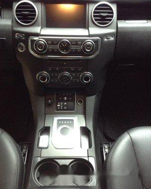 Sell Black 2017 Land Rover Discovery Automatic Gasoline at 9000 km