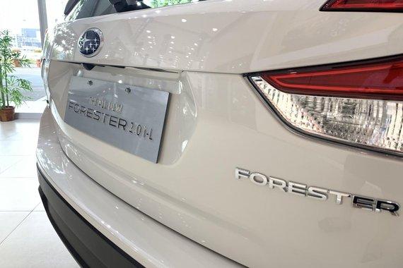 Brand New 2019 Subaru Forester 2.0 CVT
