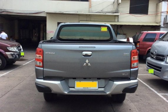 2015 Mitsubishi Strada at 40000 km for sale